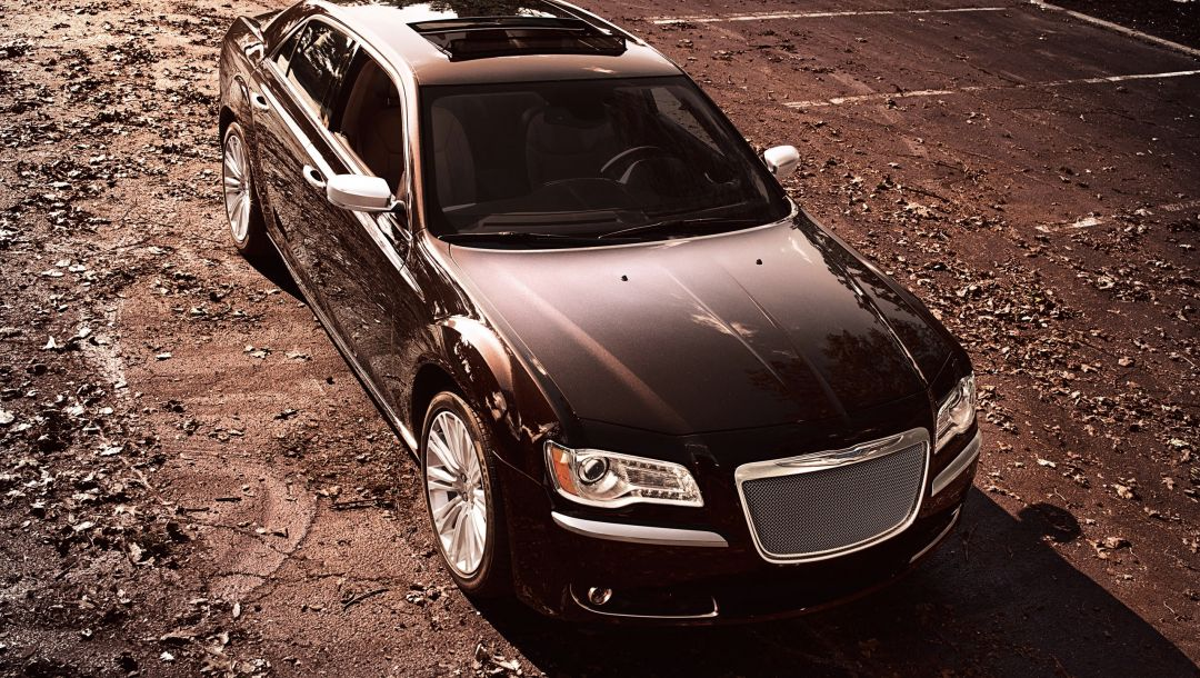 седан,Chrysler,крайслер,Luxury,series,300,передок