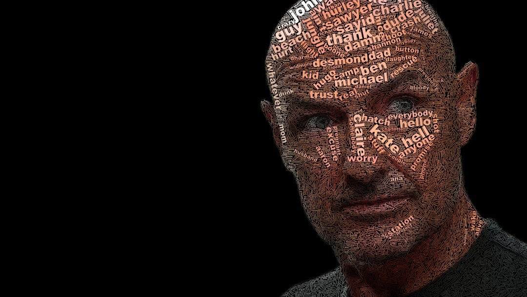 Typography,terry oquinn,john locke