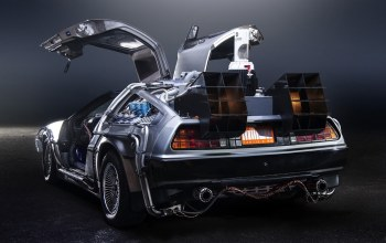 Назад в будущее,delorean,time machine,back to the future,dmc-12