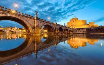 st. angelo bridge,italy,Ватикан,rome,vatican