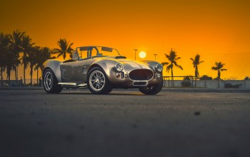 classic,Sunset,cobra,ac,old,shelby,amazing,car