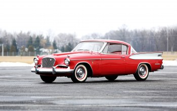 студебеккер,studebaker,golden hawk,1957