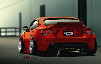 rear,fr-s,Red,vector