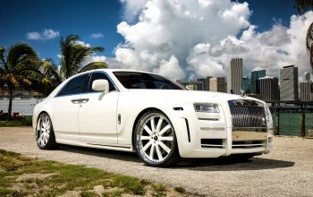 Mansory,rolls-royce,2010,limited,White ghost