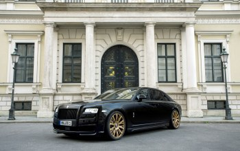 rolls-royce,2015,spofec black one,ghost