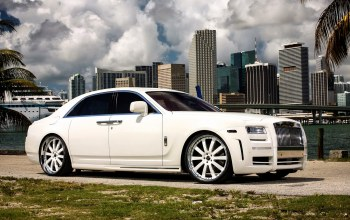 2010,Mansory,rolls-royce,White ghost,limited