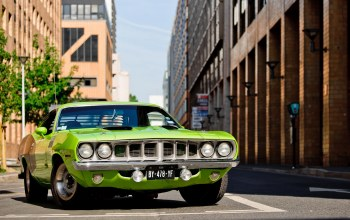 Plymouth,плимут,barracuda,1971