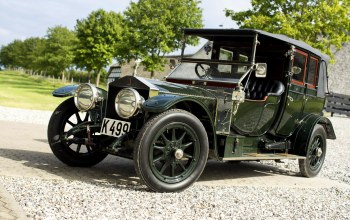 cabriolet,1912,rolls-royce,silver ghost,fry in the style of barker