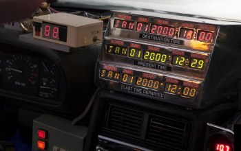 Назад в будущее,dmc-12,back to the future,delorean,time machine