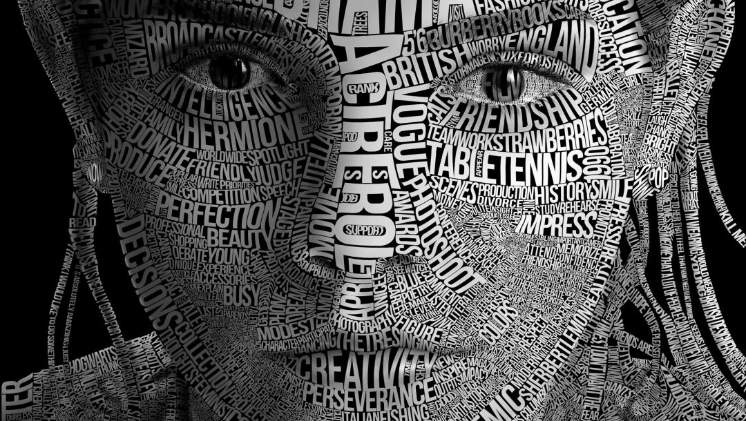Typography,Face,letter