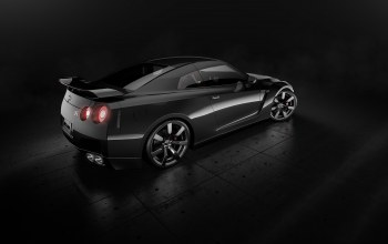 r35,back,studio,car,sport