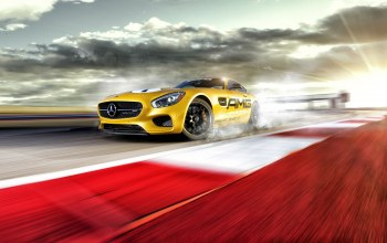 Track,yellow,Race,gt s,smoke