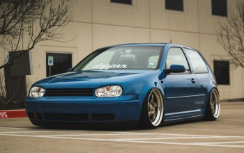 stance,vw,Volkswagen,blue,low,mk4,Germany