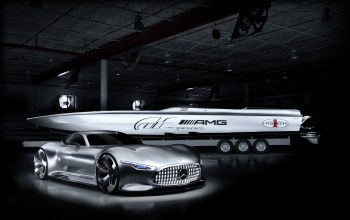 cigarette,racing,mercedes,vision gt,концепт,concept,бенц