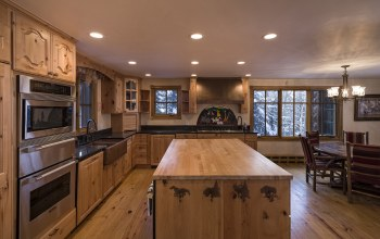 home,Blue sky lodge,Wooden,kitchen,colorado,Luxury