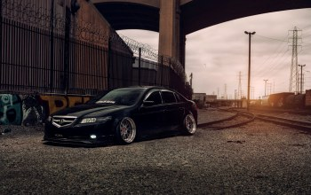 stancenation,low,acura,tl,2015,flawless