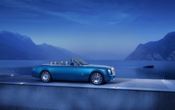 waterspeed collection,car,Rolls-royce phantom,катер,drophead