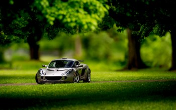 exige,lotus,silvery