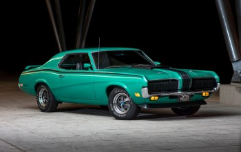передок,eliminator,mercury,cougar,1970