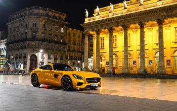 square,gt s,yellow,2015,supercar,place