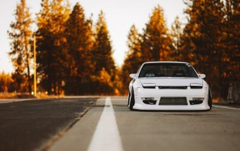 car,stance,240sx,yellow,low
