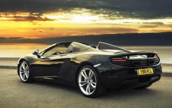 supercar,wallpapers,обоя,car,автомобиль,Spider,Mclaren mp4-12c