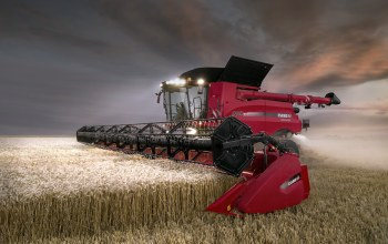 Case ih axial flow 9240,комбайн
