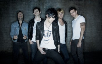 музыка,post-hardcore,alternative rock,группа,Lostprophets