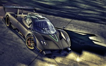 zonda r,supercar,walls
