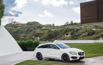 2015,mercedes,shooting brake,cla 45,x117