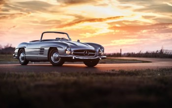 классика,car,Mercedes 300sl