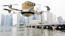 project,delivery,Drone