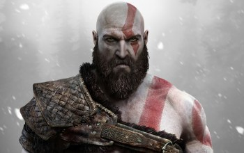 кратос,sony santa monica,God of war
