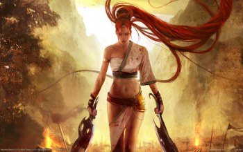 nariko,Heavenly sword