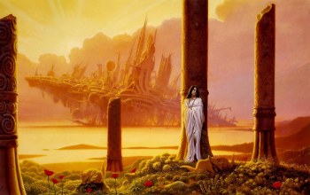 остров,michael whelan,armenia