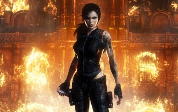 lara croft,tomb raider underworld