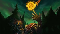 undead,fireball,wow,world of warcraft