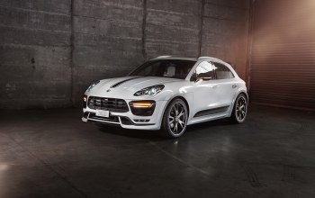 95b,porsche,macan,Techart,макан