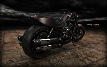 Мотоцикл,Harley-davidson,Night Rod Special