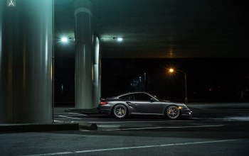 porsche,forged,nigth,911,ligth,Collection,side