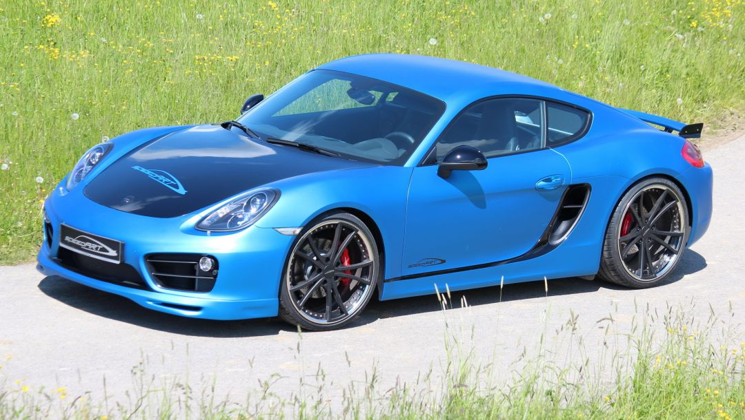 sp81-cr,car,blue,cayman,porsche,Speedart
