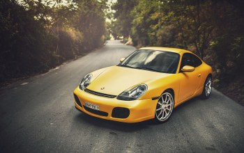 porsche,carrera,wildness,yellow,996