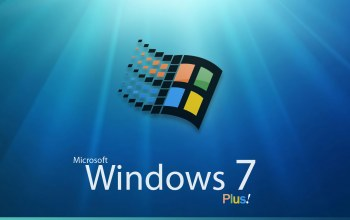 логотип,лучи,plus,windows,95