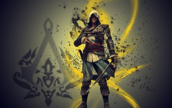 edvard kenway,Assassins creed 4 black flag,эдвард кенуэй