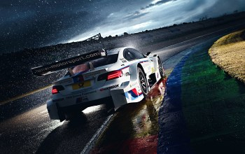 Race,morning,White,Track,M3,competition,rain,Bmw,m power,team