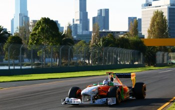 andrian sutil,Force india,2011,гран-при,australiangp,австралия