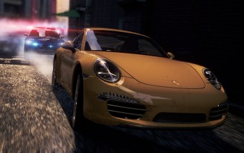 Спорткар,гонка,Need for speed most wanted 2,porsche