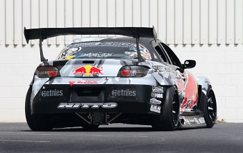 Mazda,rx-8,competition,team,red-bull racing,spoiler,sportcar,rims,widebody