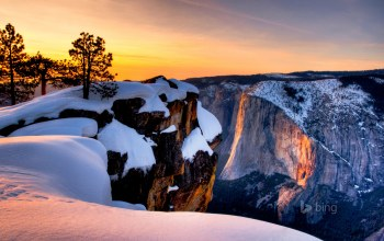 bing,yosemite national park,красиво,сша