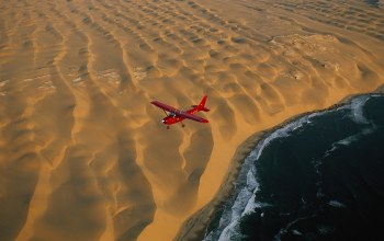 desert,Airplane,Aerial,ocean,beach